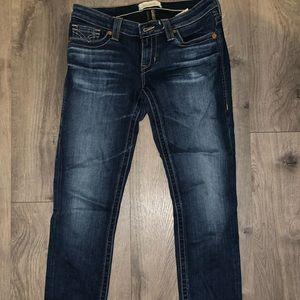 Big Star super stretch jeans